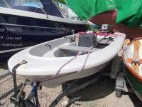 Cipax Pioner Sports Boat