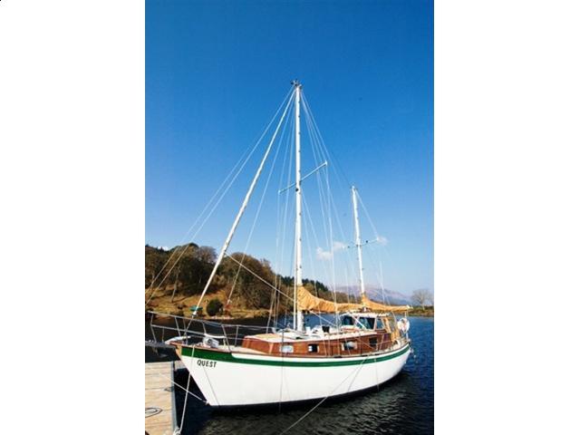 SailboatData.com - BARBARY 32 Sailboat
