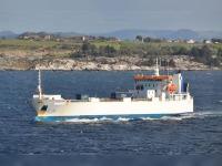 NORWAY SHIPYARD RORO
