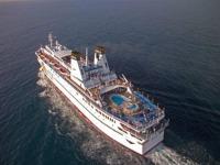 NORMANDIE SHIPYARD CRUISE SHIP