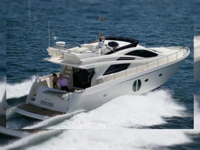 Bluewater Yachts 65 Legacy