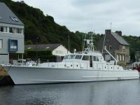 Chantier Naval Esterel (Cannes) 26,80m (88ft) Fast patrol boat