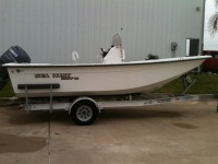 Sea Hunt Skiff