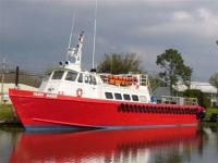 Gulf Craft Crew Boat