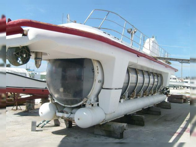 Comex submarine for sale daily boats buy review for Small motor boat cost