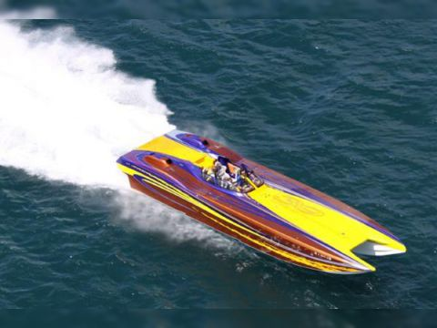 Mti Marine Technology 39 Supercat