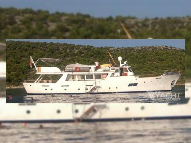 Mondial Yachts Mondial 54