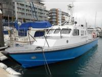 Swede Ship Marine AB Ex Coastguard Patrol Boat