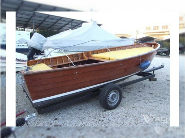 English Harbour Yachts 16 Launch
