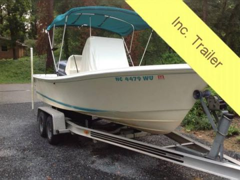 Steiger craft 21 montauk for sale daily boats buy for Used steiger craft for sale