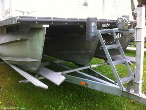 Trident 3090 Pontoon For Sale Daily Boats Buy Review