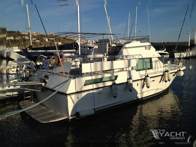 Hatteras 40 Dc Motor Yacht For Sale Daily Boats Buy Review Price Photos Details