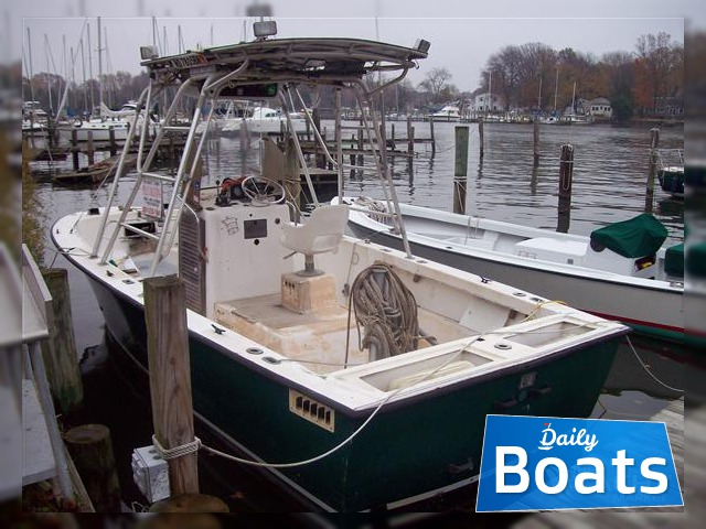 Trojan Center Console For Sale Daily Boats Buy Review