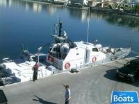 Olympic Patrol Boat