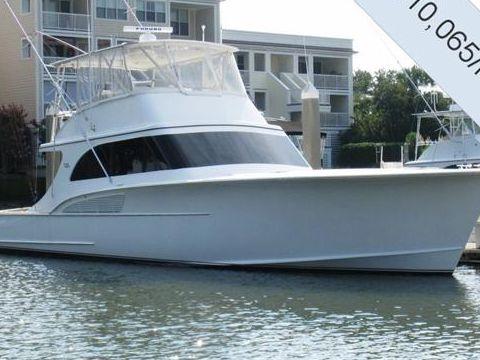 Hunley Sullivan 58 Sportfish Convertible