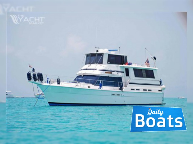 Gulfstar Motor Yacht For Sale Daily Boats Buy Review Price Photos Details