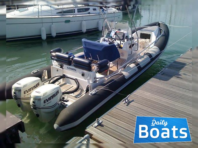 arctic blue rib 27 for sale
