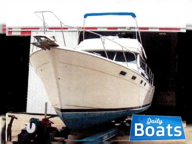Bayliner 3888 Motor Yacht For Sale Daily Boats Buy Review Price Photos Details
