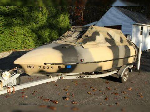 The Duck Boat 14f Sea Class