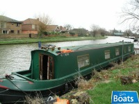 Liverpool Boats Semi-traditional