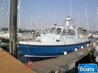 Halmatic 9.9 Motor Cruiser