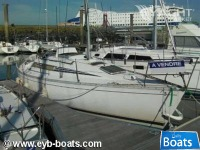 BENETEAU FIRST 29 LIFTING KEEL