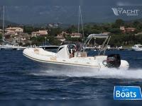 Piranha BSC 8m RIB