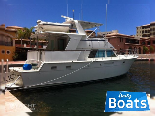 Hatteras motor yacht for sale daily boats buy review for Hatteras motor yacht for sale