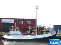 North Sea Botter Living ship,longer journeys