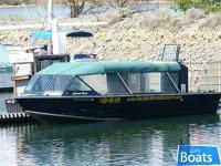 VIP MARINE Aluminum Tour Boat