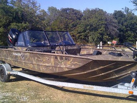 Sea Ark 20 Pro Cat