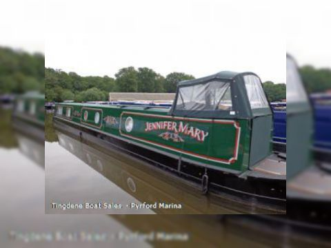 Amber Boats Semi Traditional Narrow Boat