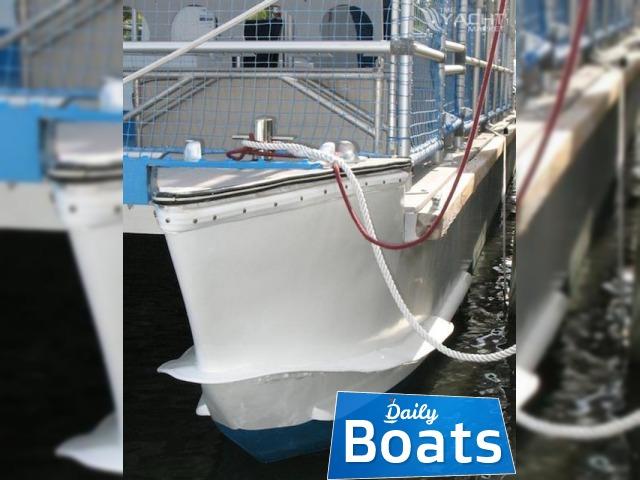 Mercedes yachts inc 40 39 x 15 39 fiberglass pontoon 42 for Mercedes benz yacht cost