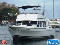 Mainship 430 performance trawler