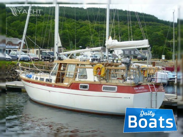 Nauticat 38 for sale - Daily Boats | Buy, Review, Price, Photos, Details