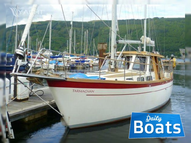 Nauticat 38 for sale - Daily Boats | Buy, Review, Price