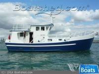 Steel House Boat