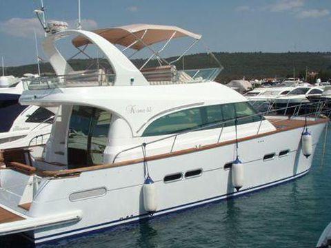 Seaway Power catamaran 45 ft