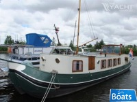 Dutch Barge Living ship
