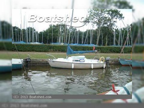 Alacrity sailboat