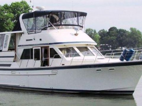Jefferson 42 sundeck motor yacht for sale daily boats for Jefferson motor yacht for sale