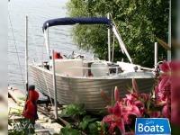Henley Aluminum Boats 20'10