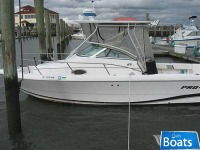 Pro Line 25 Walkaround Cape Cod Edition