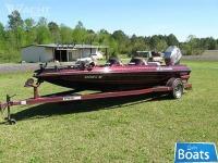 Sprint Bass Boat