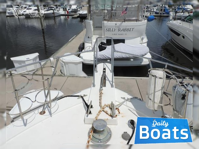 Trojan 44 Motor Yacht For Sale Daily Boats Buy Review Price Photos Details
