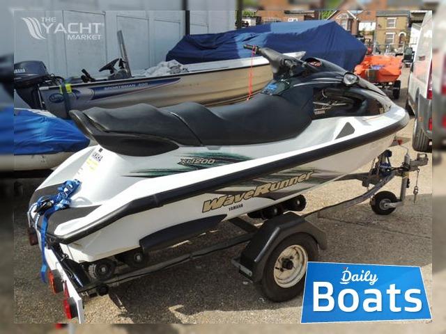 Yamaha waverunner xl 1200 for sale daily boats buy for Yamaha waverunner covers sale
