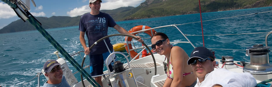 How To Sail A Yacht