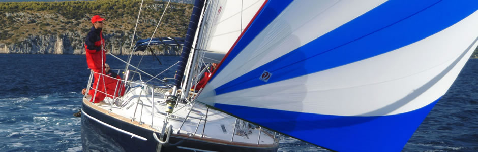 Top 5 Sailing tips