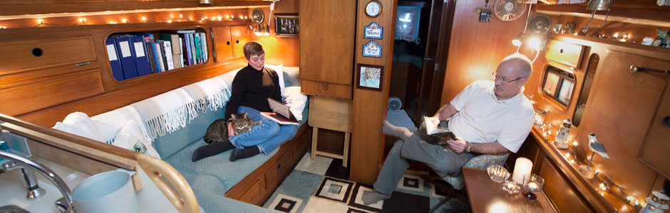How To Live On a Boat or Yacht